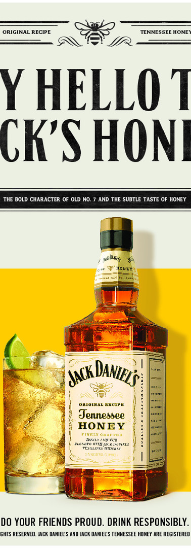 Artboard Jack's Honey