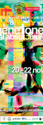 poster ionesco 2015