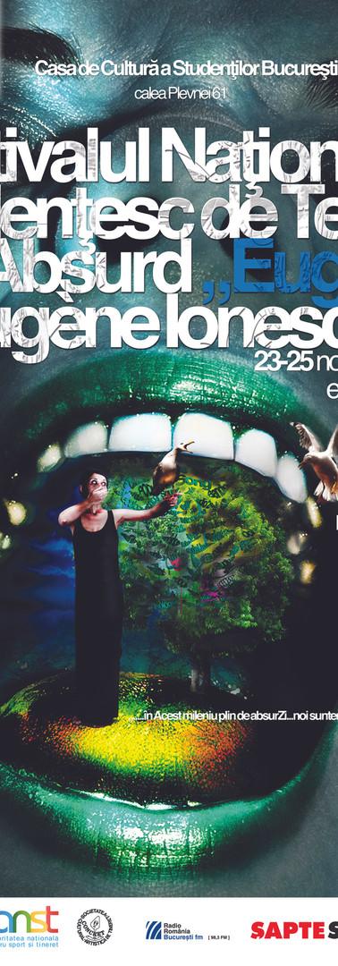 poster Ionesco