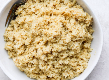 WOW Recipe: Coconut Quinoa