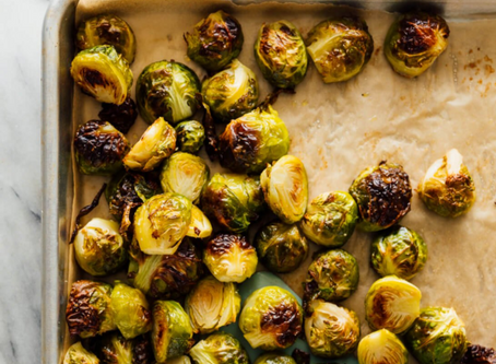 WOW Recipe: Roasted Brussel Sprouts