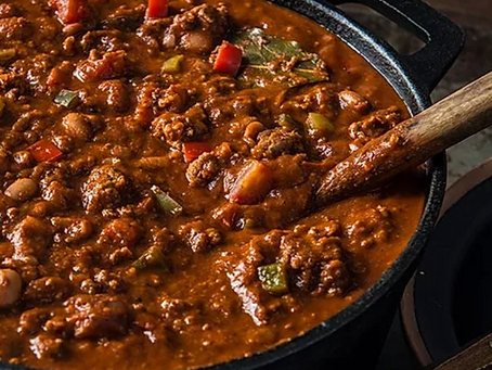 WOW Recipe: Bison and Bean Chili