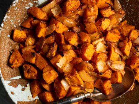 WOW Recipe: Spanish Roasted Butternut Squash