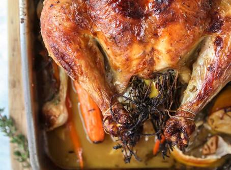 WOW Recipe: Perfect Roast Chicken