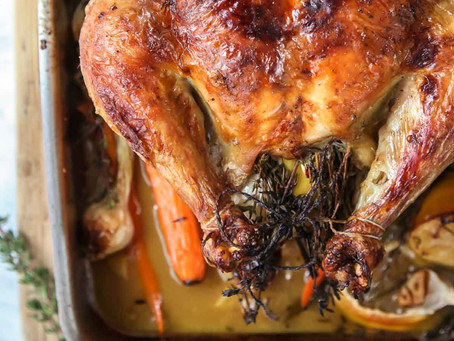 WOW Recipe: Perfect Roast Chicken