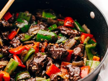 WOW Recipe: Steak and Veggie Stir Fry