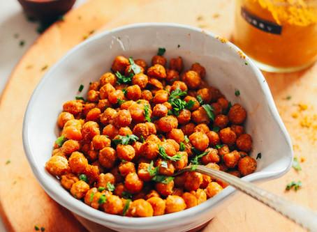 WOW Recipe: Crispy Garbanzo Beans