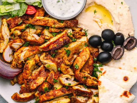 WOW Recipe: Chicken Shawarma