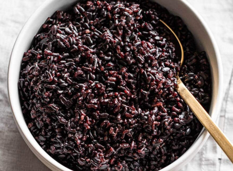 WOW Recipe: Coconut Forbidden Black Rice