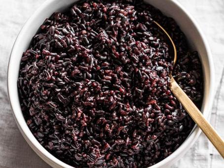 WOW Recipe: Coconut Forbidden Black Rice