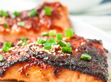 WOW Recipe: Miso Salmon