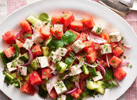 WOW Recipe: Massive Melon Greek Salad