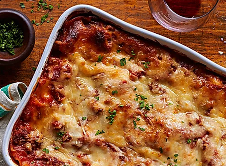 WOW Recipe: Gluten Free REAL-ISH Lasagna