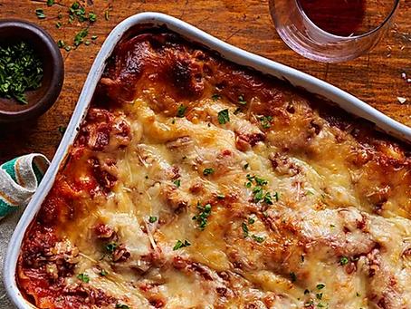WOW Recipe: Gluten Free REAL-ISH Lasagna