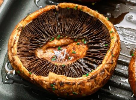 WOW Recipe: Balsamic Roasted Portobello Steaks