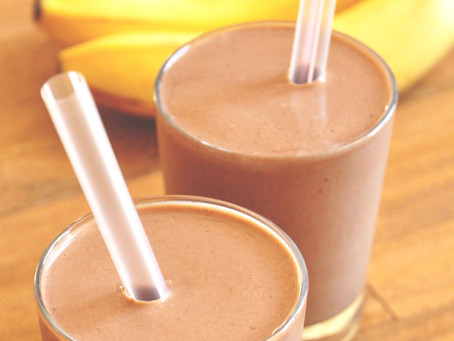 WOW Recipe: Banana Chocolate Smoothie