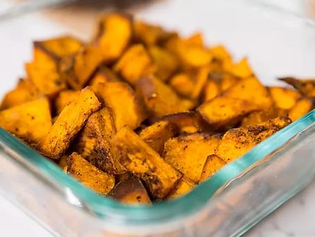WOW Recipe: Sesame-Roasted Kabocha Squash
