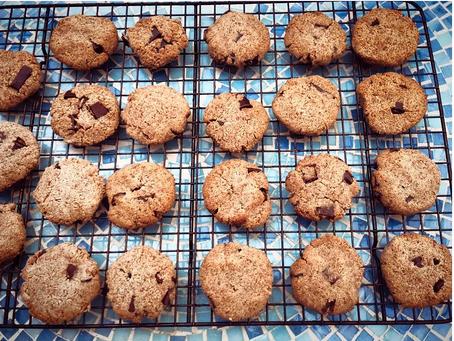 Killer Chocolate Chip Cookie Recipe! (Dairy & Gluten Free! Low Gylcemic)