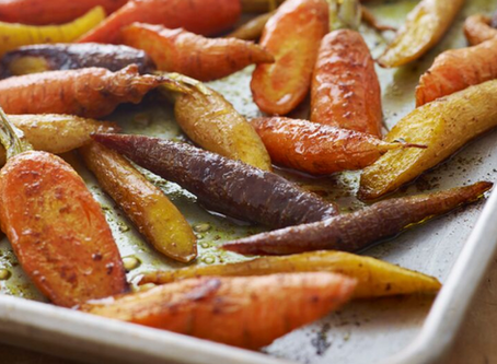 WOW Recipe: Cumin Roasted Carrots