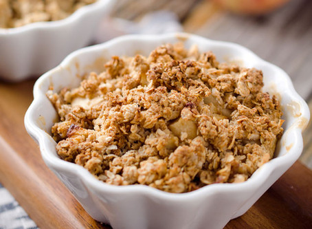 WOW Recipe: Apple Crunch Granola