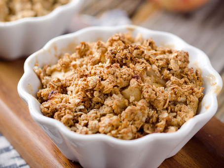 WOW Recipe: Apple Crunch Granola
