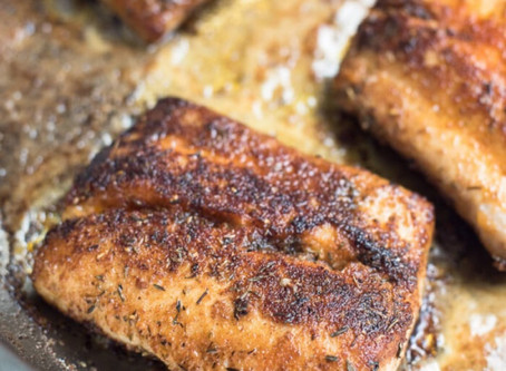 WOW Recipe: Lime Marinated Mahi Mahi