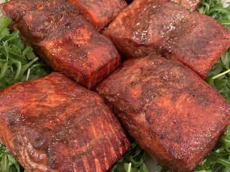 New Recipe: Chinese 5-Spice Salmon