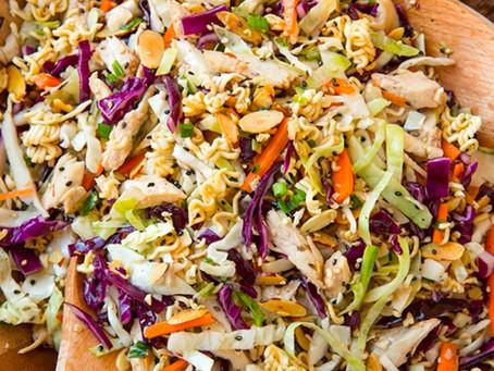 WOW Recipe: Fast Asian Chop Salad