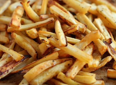 WOW Recipe: Parsnip Fries