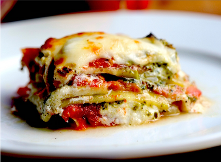 WOW Recipe: Eggplant Lasagna