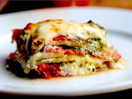 WOW Recipe: Eggplant Lasagna