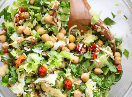 WOW Recipe: Lolo's La Scala Salad