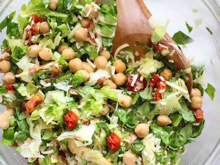 WOW Recipe: Lolo's La Scala Salad