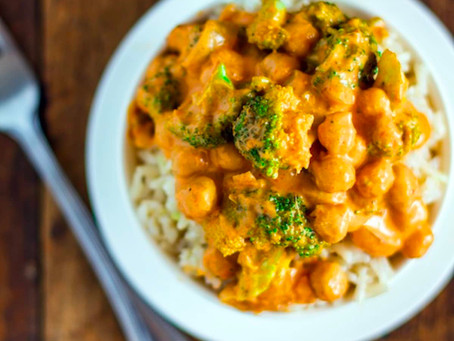 WOW Recipe: Vegan Indian Coconut Curry