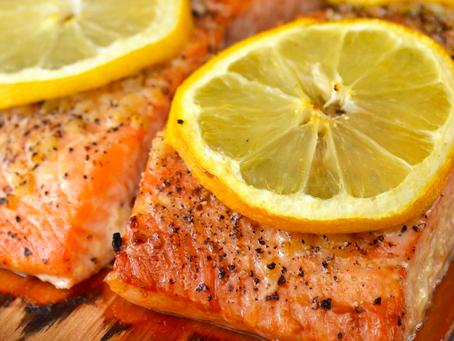 WOW Recipe: Lemon Garlic Salmon