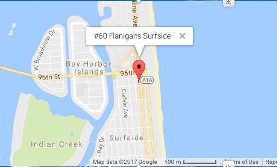 #60 Flanigans Surfside