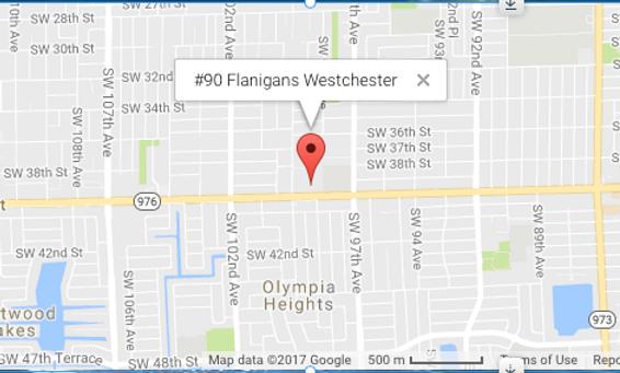 #90 Flanigans Westchester