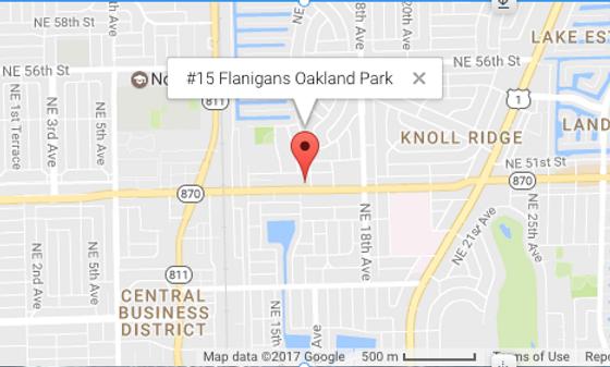 #15 Flanigans Oakland Park