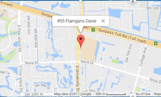 #55 Flanigans Davie
