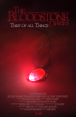 THE BLOODSTONE DIARIES