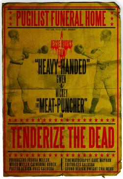 TENDERIZE THE DEAD