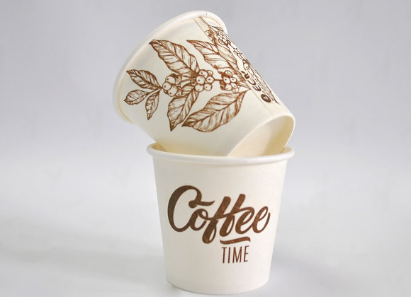 VASO 4 OZ COFFEE TIME CAFÉ