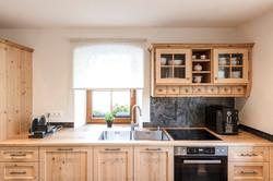 Privatküche- und Stube