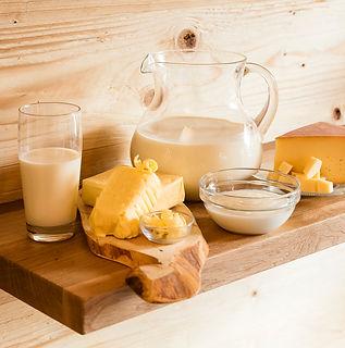 Milchprodukte vom Lafferhof