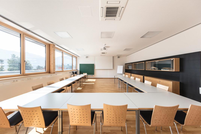 Seminarraum im TiroLignum