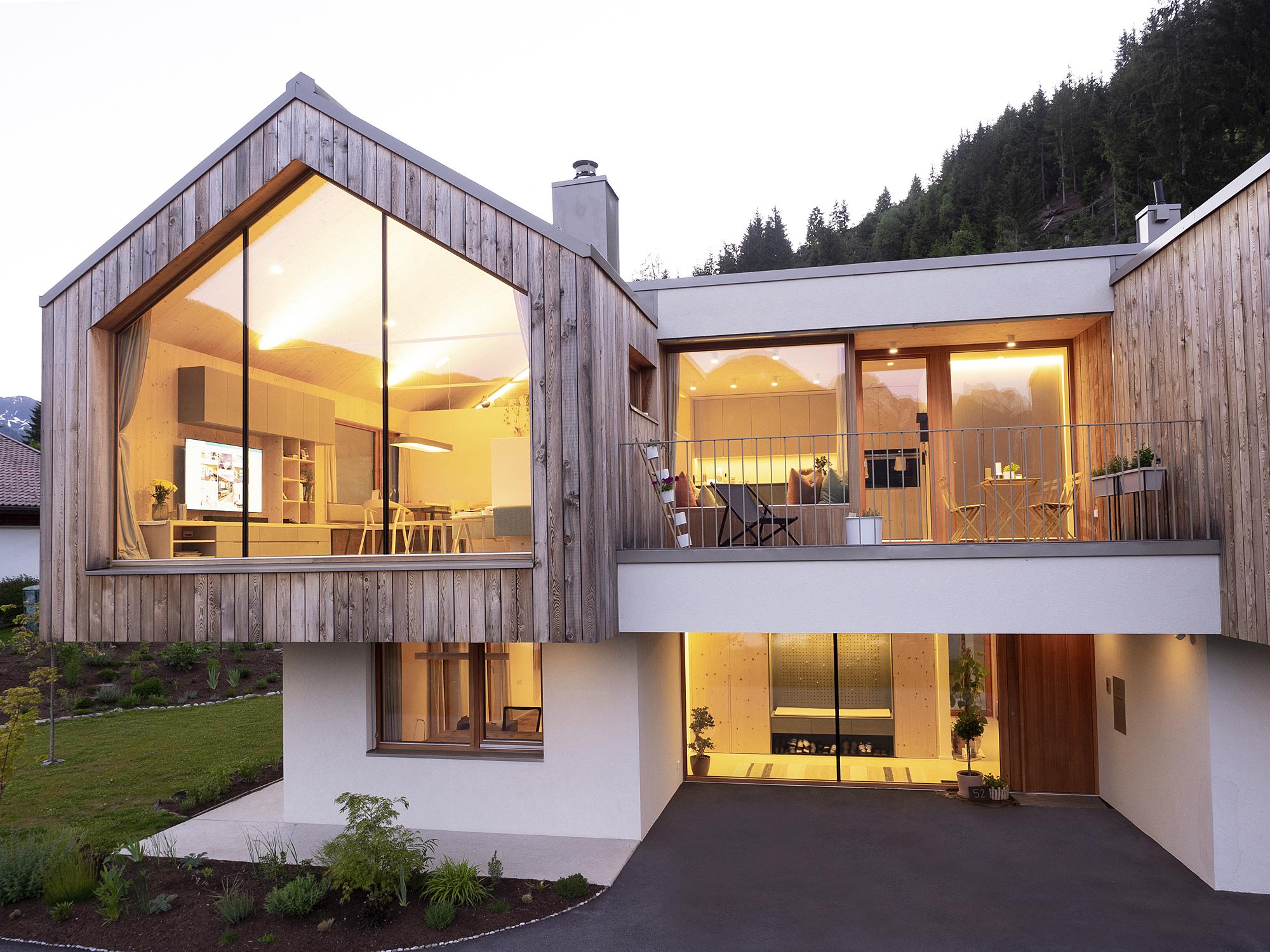 Privathaus/Nestbau