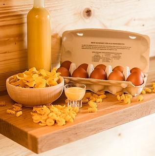 Eier und Eierteigwaren vom Lafferhof