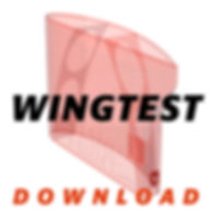 planeprint wingtest, fully 3d printed airplane