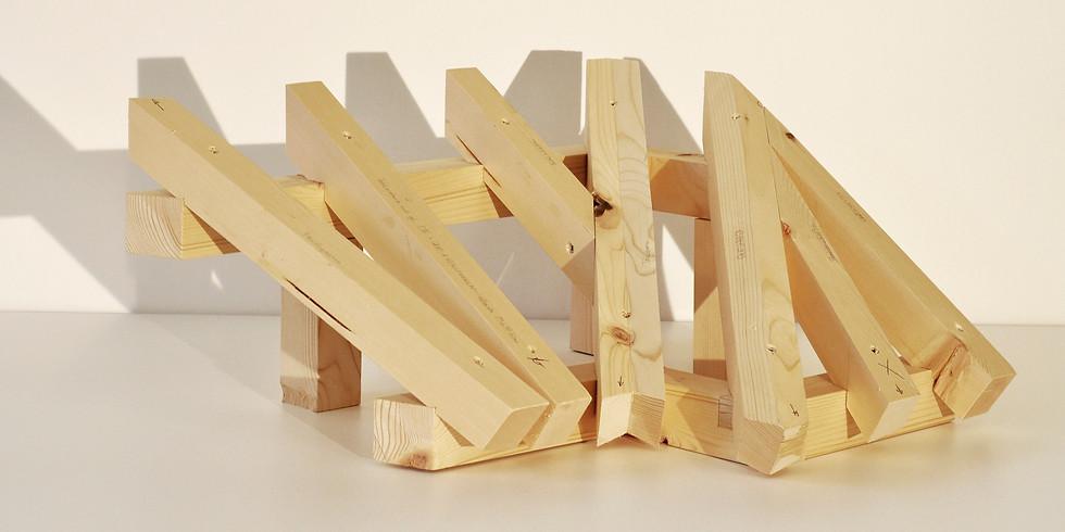 Fortbildung Holzbau - Händischer Abbund