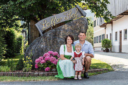 Lafferhof Familie Mayr, St. Johann in Tirol